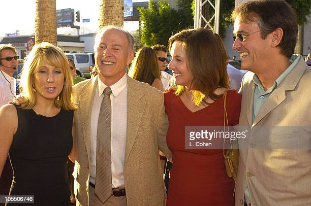 Stacey Snider chairman of Universal Pictures Frank Marshall producer Kathleen Kennedy and Pat Crowley producer
