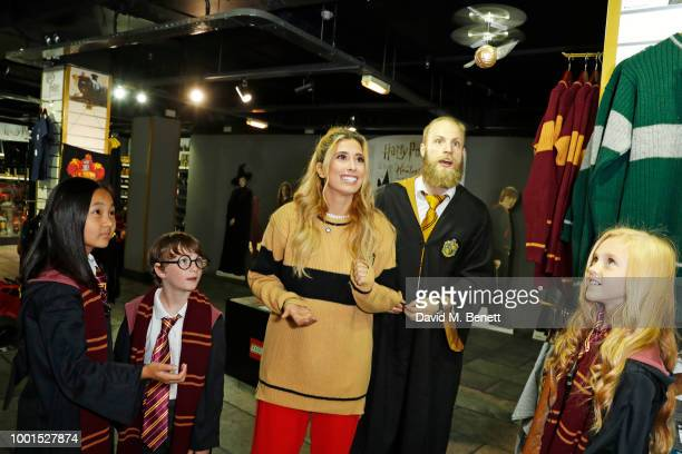 General view of The Wizarding World of Harry Potter at Hamleys on July 19 2018 in London England