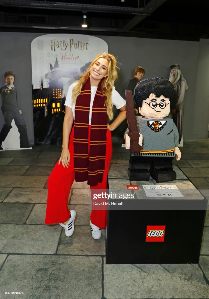 The Wizarding World Of Harry Potter Launches at Hamleys