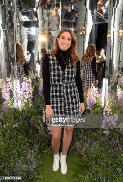 Stacey Solomon attends the VIP launch party celebrating her new collection with Primark on October 10 2019 in London England