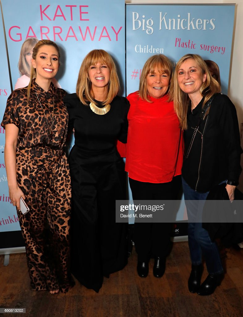 """The Joy Of Big Knickers "" By Kate Garraway - Book Launch"