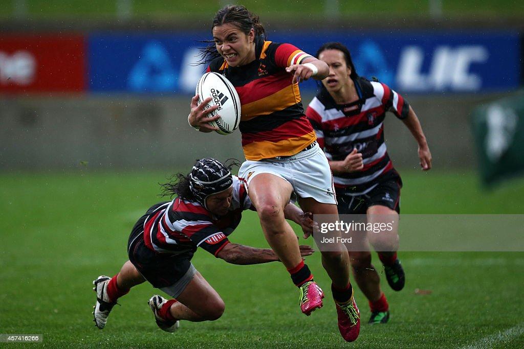 Counties Manukau v Waikato - Women's Provincial Championship Week 9