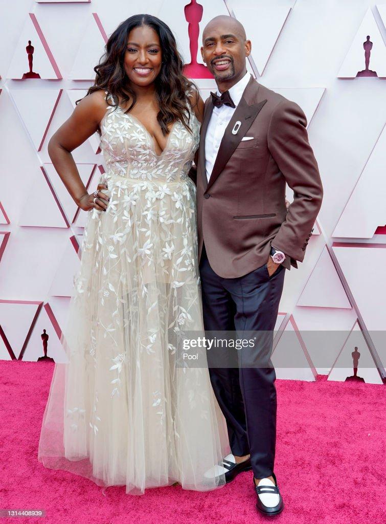 93rd Annual Academy Awards - Arrivals : Nachrichtenfoto
