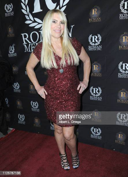 Stacia Gates arrives for Roman Media's 5th Annual Hollywood Event A Celebration of Women and Diversity in Film held at St Felix on February 18 2019...