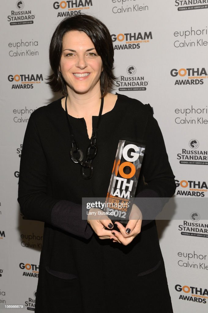 Stacie Passon attends the IFP's 22nd Annual Gotham Independent Film Awards at Cipriani Wall Street on November 26, 2012 in New York City.
