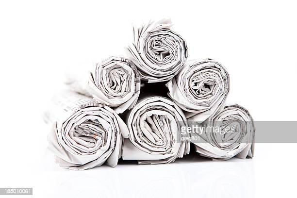 stack newspaper roll XXXL