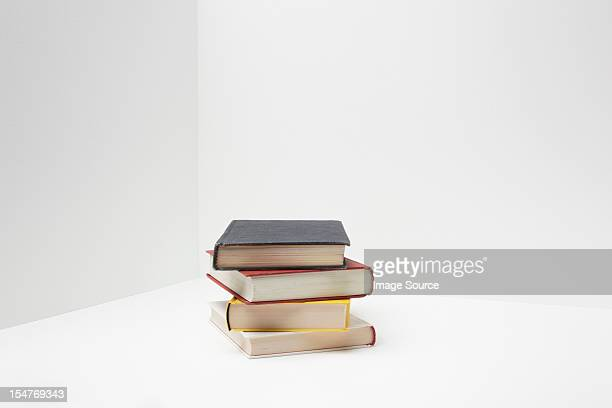 stack of books - small group of objects stock pictures, royalty-free photos & images