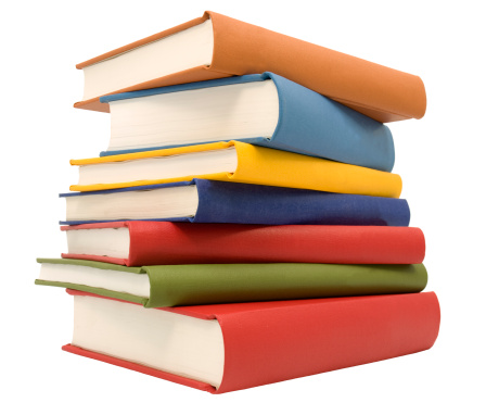 Stack of Books 157482029