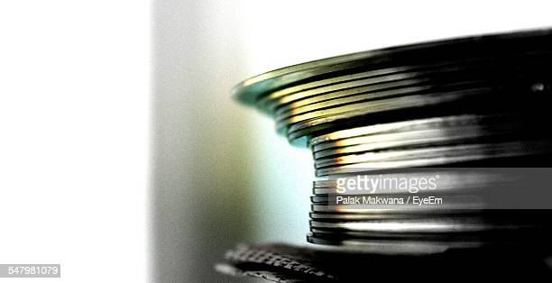 Stack Of Compact Disc