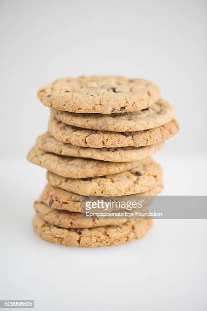"stack of cookies - ""compassionate eye"" stock-fotos und bilder"