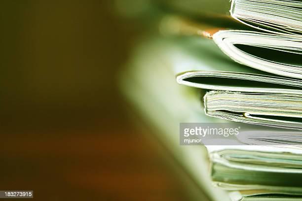 stack of magazines 2