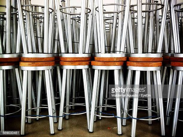 Stack Of Pub Stools