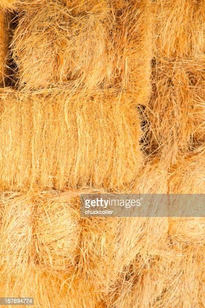 スタックドベイルズの干し草