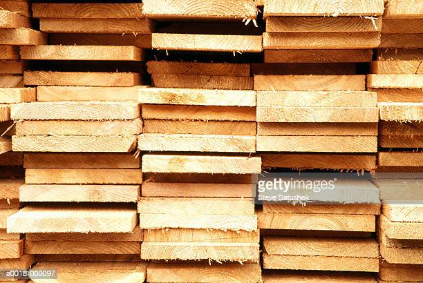 stacked lumber - timber stock pictures, royalty-free photos & images