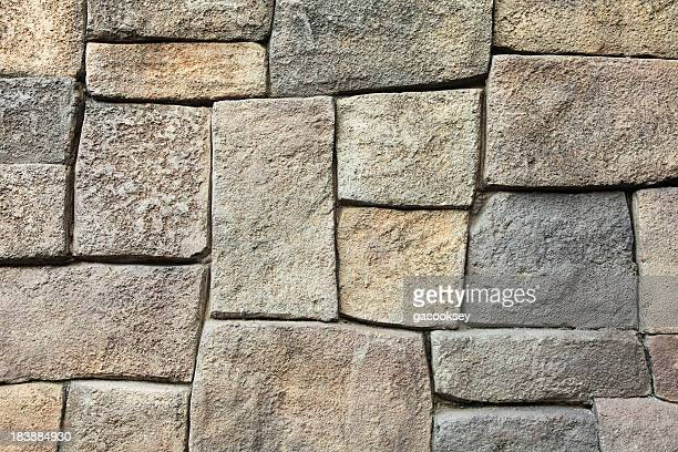 stacked stone - stone wall stock pictures, royalty-free photos & images