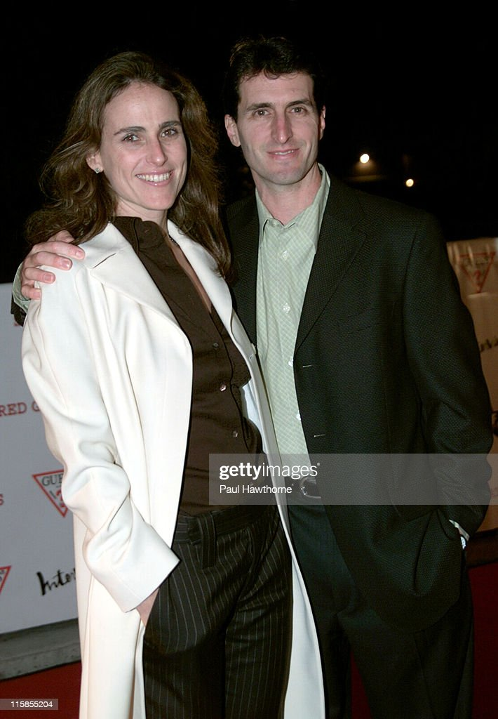 Stacy and Billy Ray, Director during 'Shattered Glass' - New York Screening at Clearview Chelsea Theatre in New York City, New York, United States.