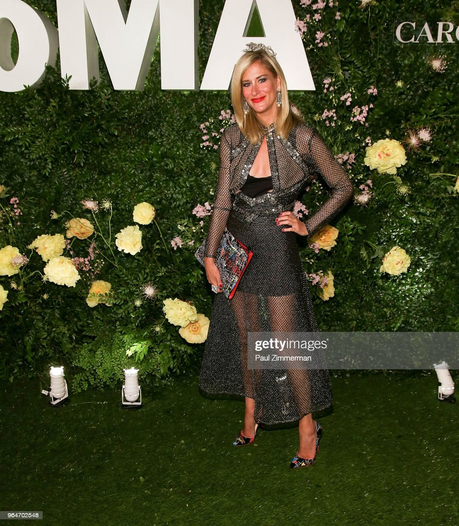 2018 MoMA Party In The Garden : News Photo