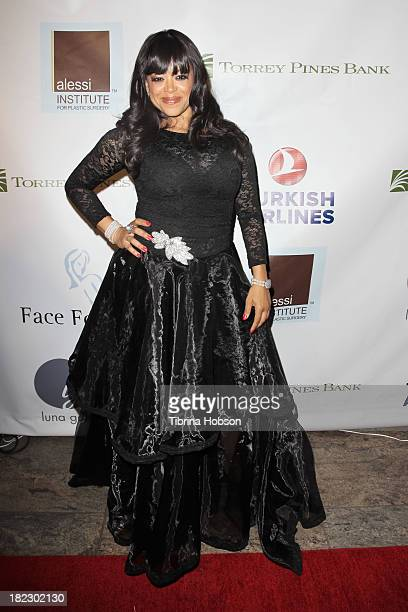Stacy Francis attends the 4th annual Face Forward LA Gala at Fairmont Miramar Hotel on September 28 2013 in Santa Monica California