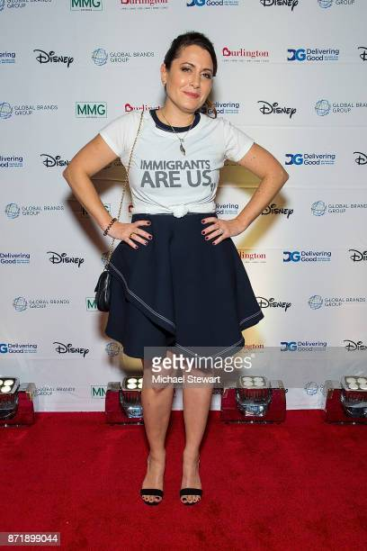 Stacy Igel attends the 2017 Delivering Good Annual Gala at The American Museum of Natural History on November 8 2017 in New York City