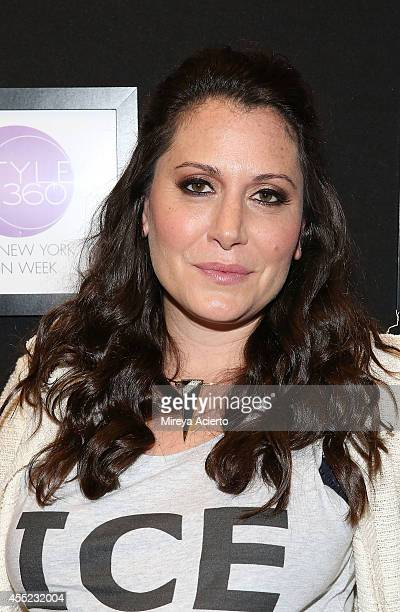 Stacy Igel attends the Elle Runway Collection By KOHL's during Style360 Spring 2015 at Metropolitan West on September 10 2014 in New York City