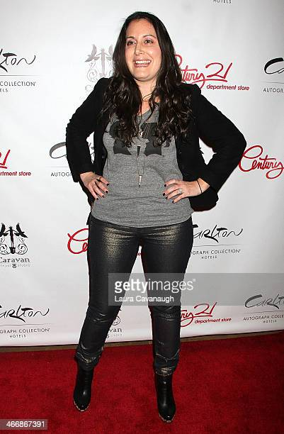 Stacy Igel attends the I Love NY Project to save the Garment District event at Carlton Hotel on February 4 2014 in New York City