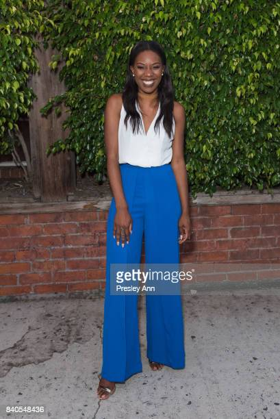 Stacy Ike attends More Than A Hashtag at The Matrix Theatre on August 28 2017 in Los Angeles California
