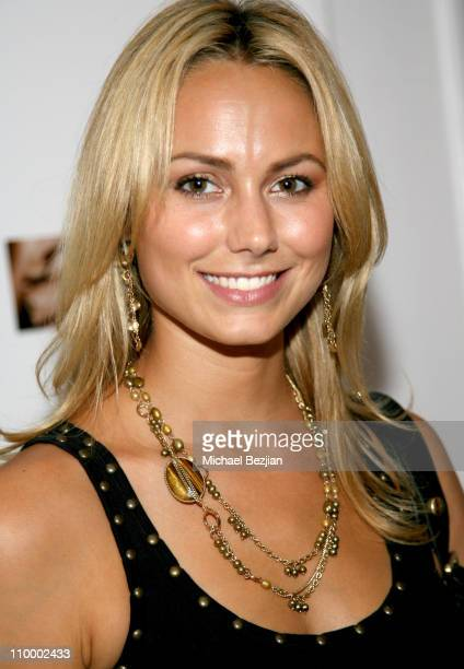 Stacy Keibler at MarieLise Lachapelle during Primary Action's and Adwil Agency's Emmy Suite Day 1 at Liberace Penthouse in Beverly Hills California...