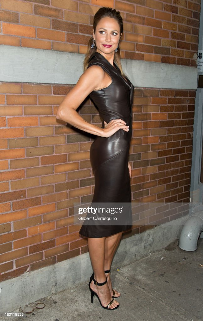 Celebrity Sightings - Day 4 -  2014 Mercedes-Benz Fashion Week