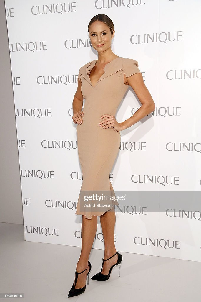 Stacy Keibler attends Dramatically Different Party Hosted By Clinque at 620 Loft & Garden on June 18, 2013 in New York City.