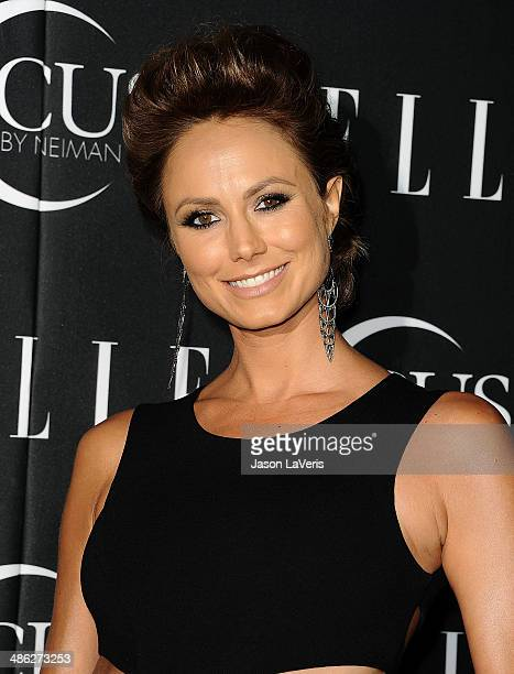Stacy Keibler attends ELLE's 5th annual Women In Music concert celebration at Avalon on April 22 2014 in Hollywood California