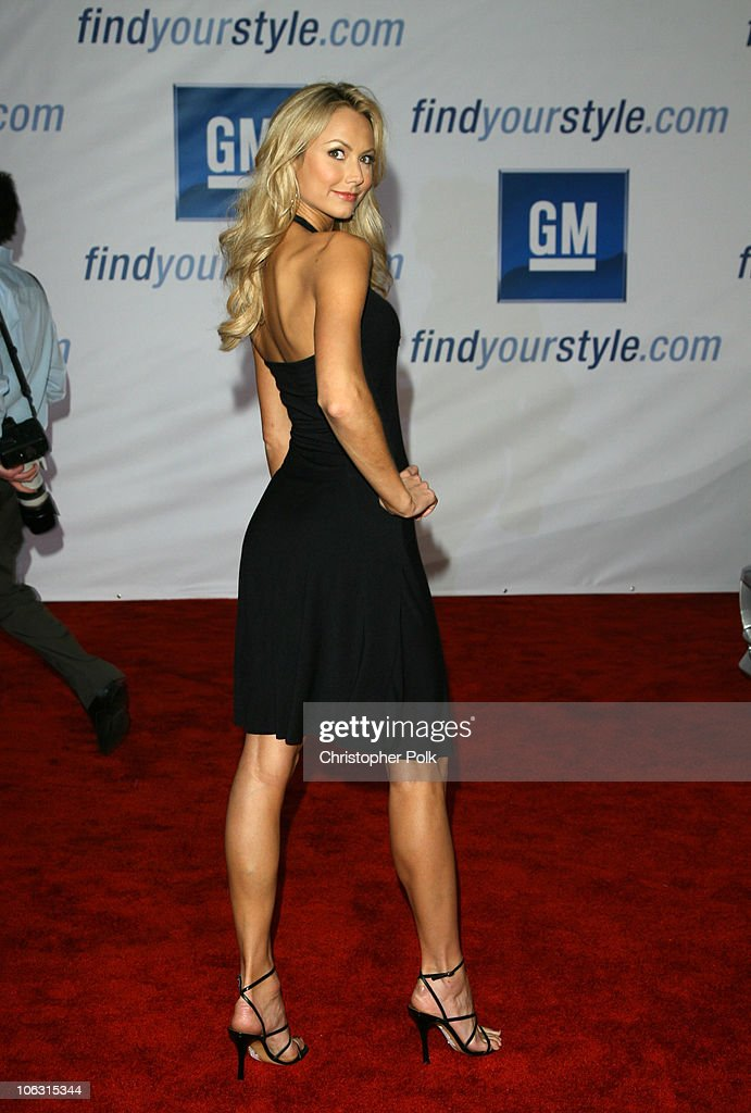 2006 General Motors Annual ten Celebrity Fashion Show - Arrivals