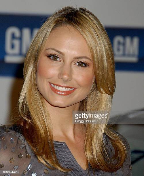 Stacy Keibler during 6th Annual GM Ten Arrivals at Paramount Studios in Hollywood CA United States