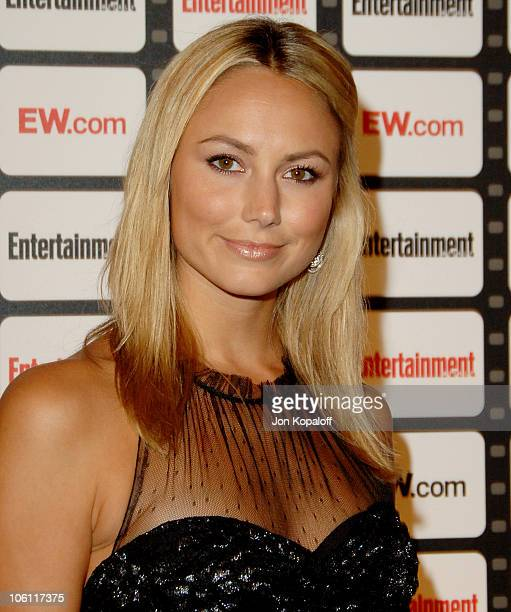 Stacy Keibler during Entertainment Weekly Magazine Celebrates The 2006 Photo Issue at Quixote Studios in West Hollywood California United States