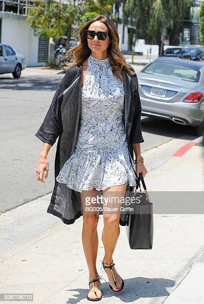 Stacy Keibler is seen on June 07 2016 in Los Angeles California