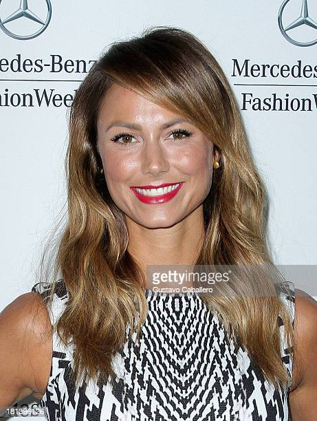 Stacy Keibler seen around Lincoln Center during Spring 2014 MercedesBenz Fashion Week at Lincoln Center for the Performing Arts on September 7 2013...