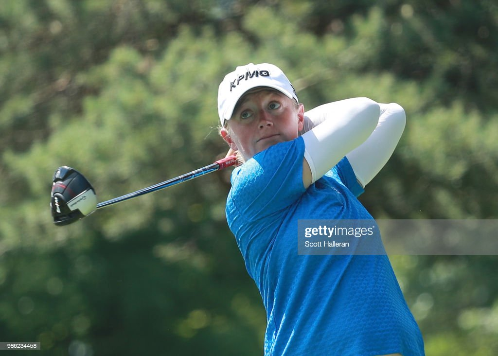KPMG Women's PGA Championship - Round One : News Photo