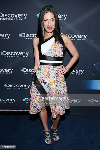 Stacy London attends the Discovery Communications 30th Anniversary Celebration at Paley Center For Media on June 24 2015 in New York City