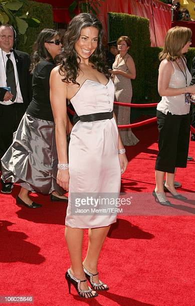 Stacy London during 58th Annual Primetime Emmy Awards Arrivals at Shrine Auditorium in Los Angeles California United States