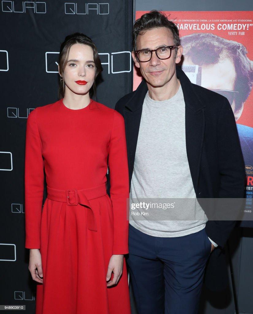 """Godard Mon Amour"" New York Premiere"