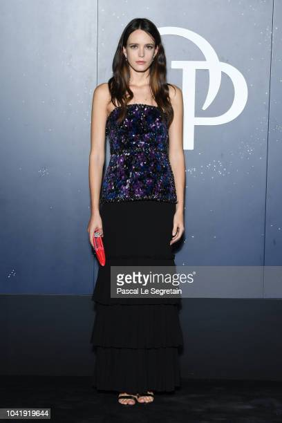 Stacy Martin attends the Opening Season Paris Opera Ballet Gala as part of the Paris Fashion Week Womenswear Spring/Summer 2019 on September 27 2018...