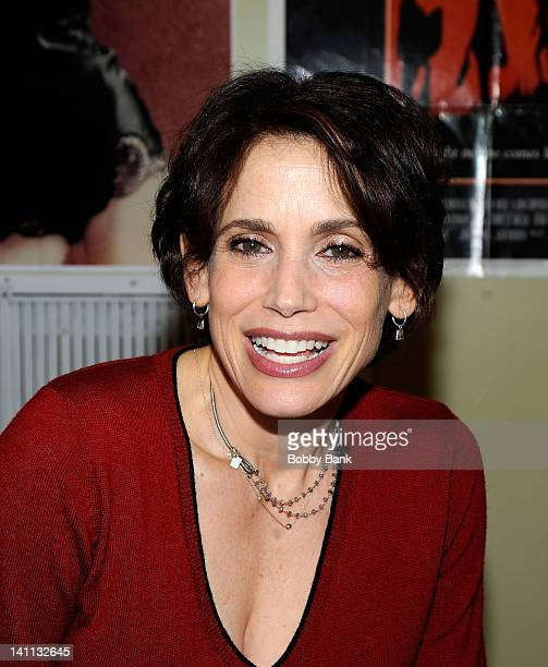Stacy Nelkin attends the Monster Mania Convention at the NJ Crowne Plaza Hotel on March 10 2012 in Cherry Hill New Jersey