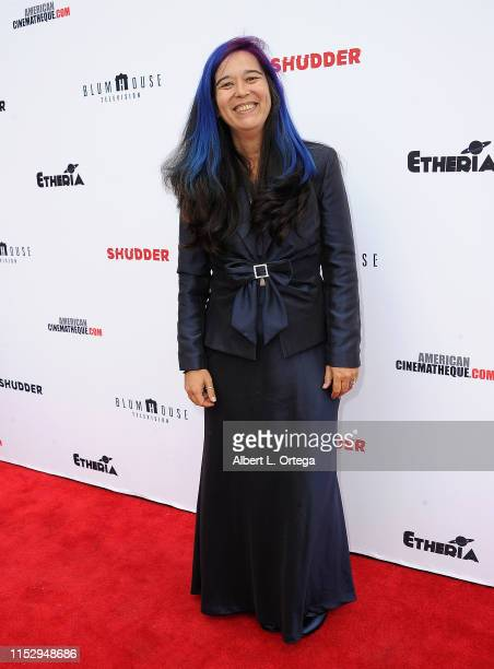 Stacy Pippi Hammon attends the 6th Annual Etheria Film Showcase held at American Cinematheque's Egyptian Theatre on June 29 2019 in Hollywood...