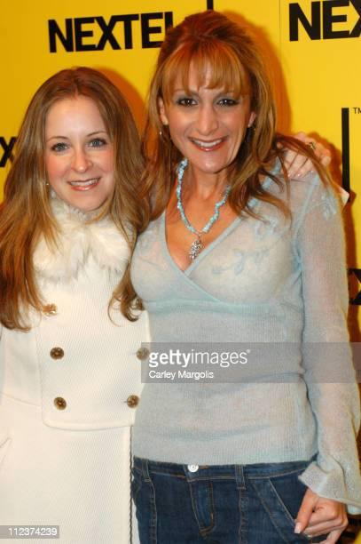 Stacy Rotner of The Apprentice 2 and Heidi Bressler of The Apprentice