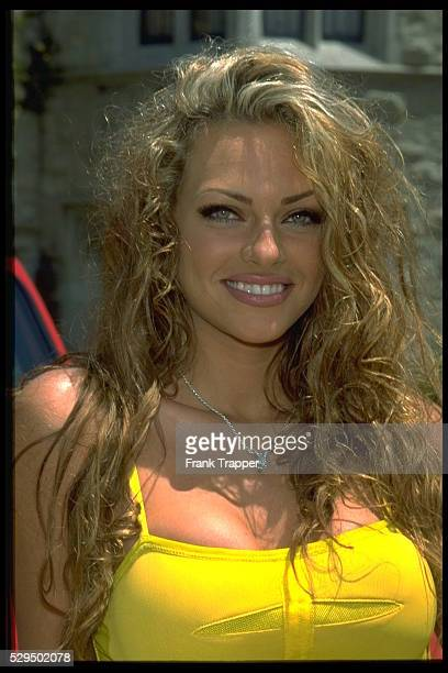 Stacy Sanches Playboy Magazine's Playmate of the Year for 1996