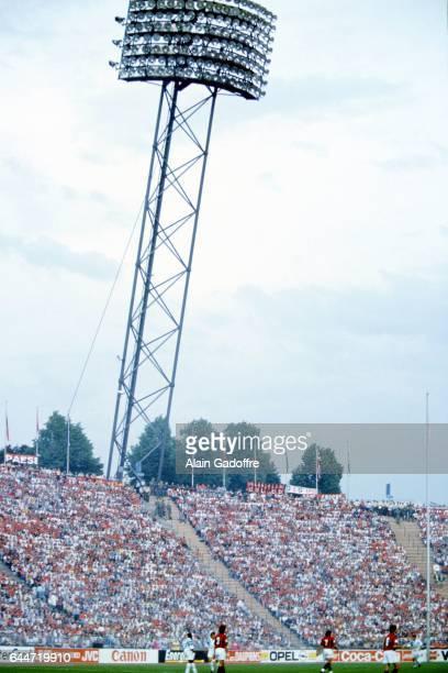 Stade Olympique de Munich Marseille / Milan AC Finale de la Ligue des Champions 1993 Photo Alain Gadoffre / Icon Sport