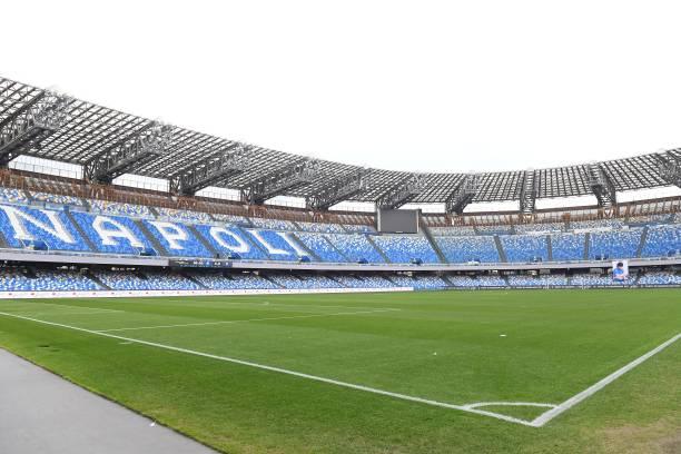 ITA: SSC Napoli v ACF Fiorentina - Serie A