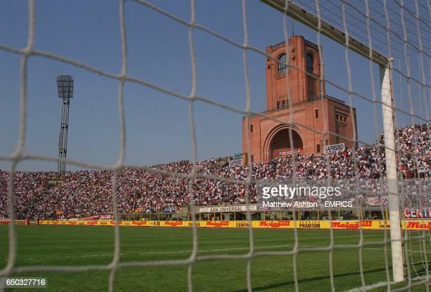 Stadio Renato Dall'ara home of Bolognia