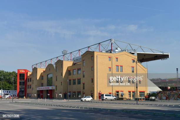 Stadion Alte Foersterei, Koepenick, Berlin, Deutschland / Köpenick