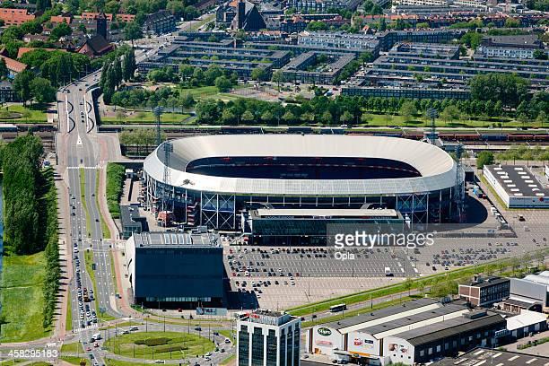 Stadion Feijenoord, De Kuip.