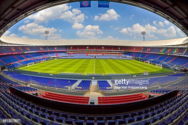 CONTENT] Stadion Feijenoord is the home stadium of football club Feyenoord Rotterdam it's based in the Rotterdam ZuidHolland Everey year the KNVB cup...
